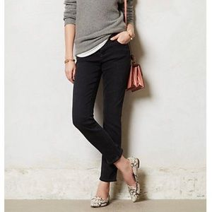 Anthropologie Pilcro Vintage Fit Slim Ankle Jeans